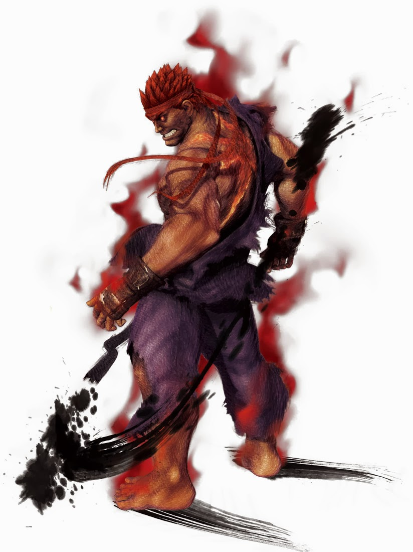King 3d Name Wallpaper Hd Wallpapers Evil Ryu Wallpapers