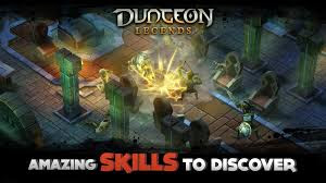 Dungeon Legends MOD v1.78 Apk Terbaru
