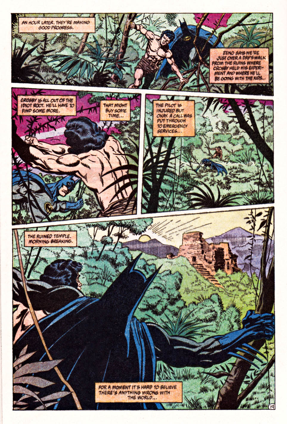 Detective Comics (1937) 639 Page 19