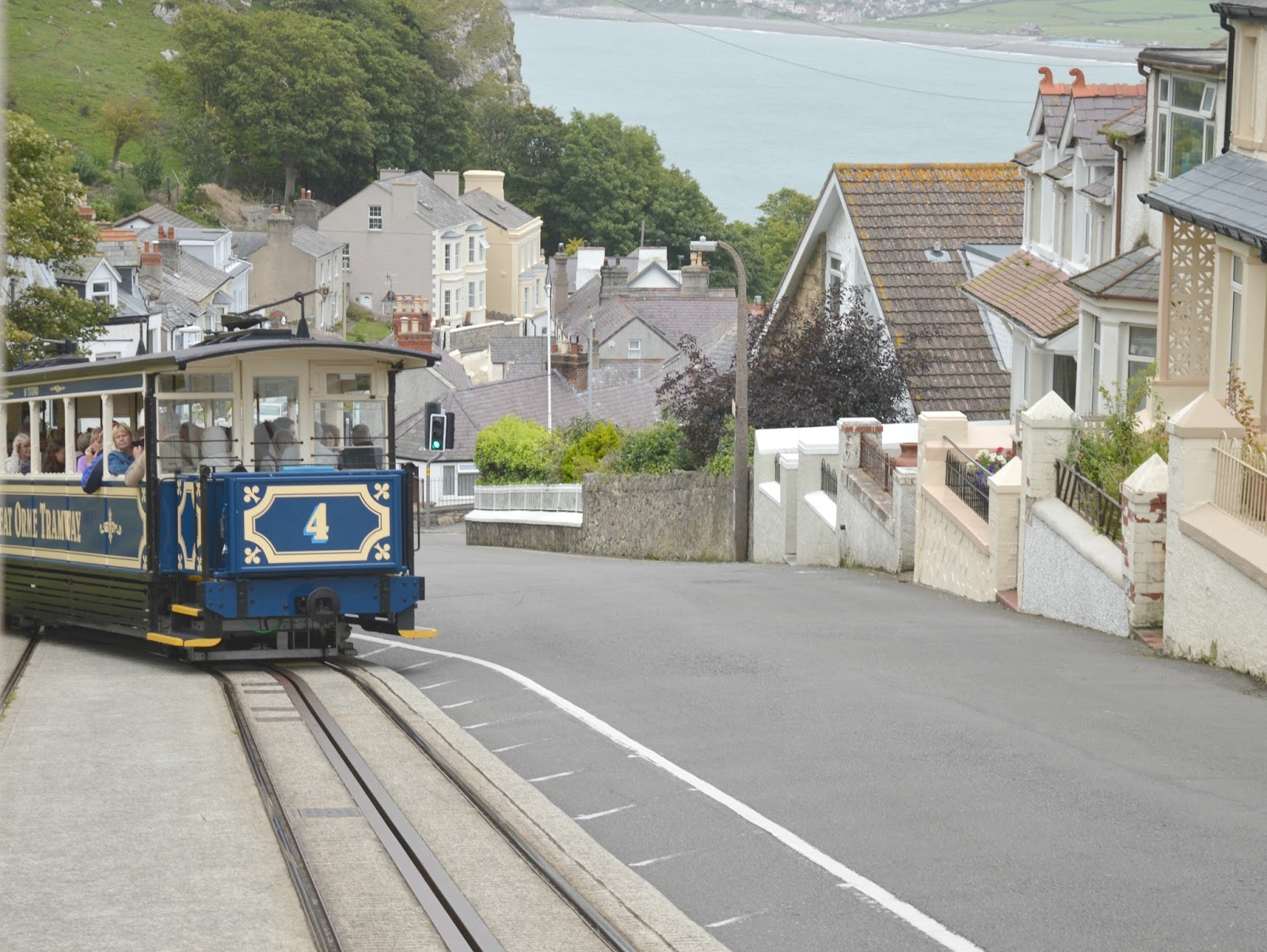 Anglesey and North Wales Staycation - Great Omre Tram