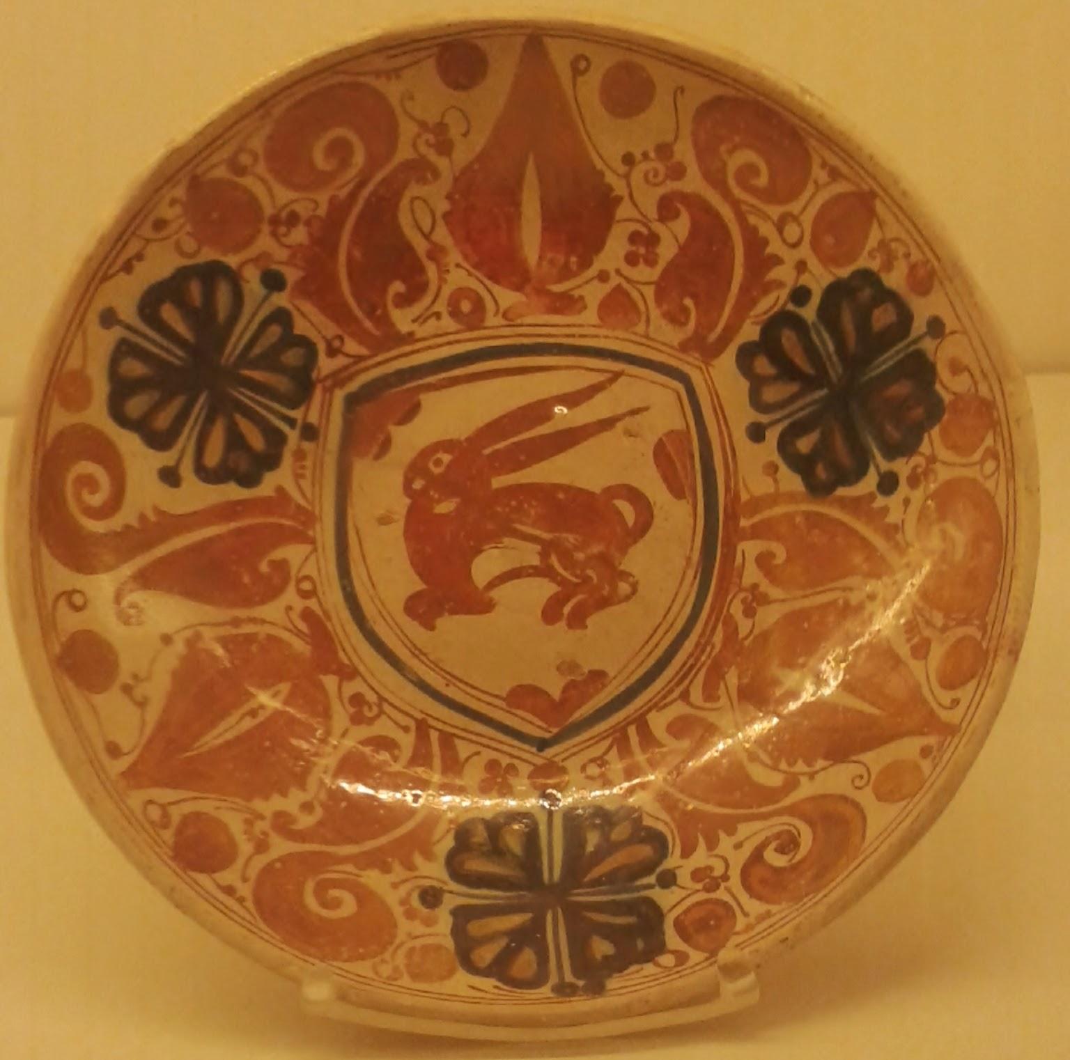 ceràmica de Manises, segle XV