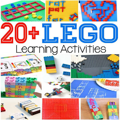 LEGO Learning Ideas