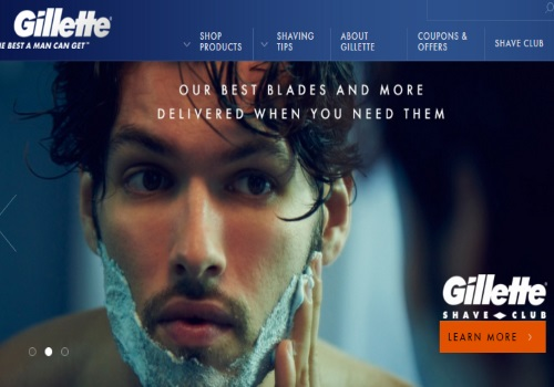 Gillette Shave Club Get Free Samples + Coupons