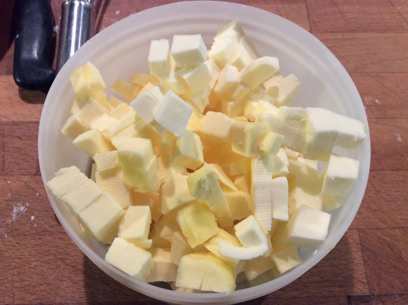 Ricetta per pasta frolla con impastatrice