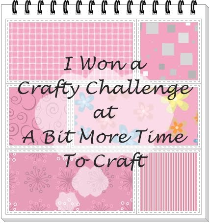 A Bit More Time To Craft Winner
