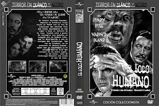 Carátula, Cover, Dvd: El lobo humano (AKA - El hombre lobo de Londres) | 1935 | Werewolf of London