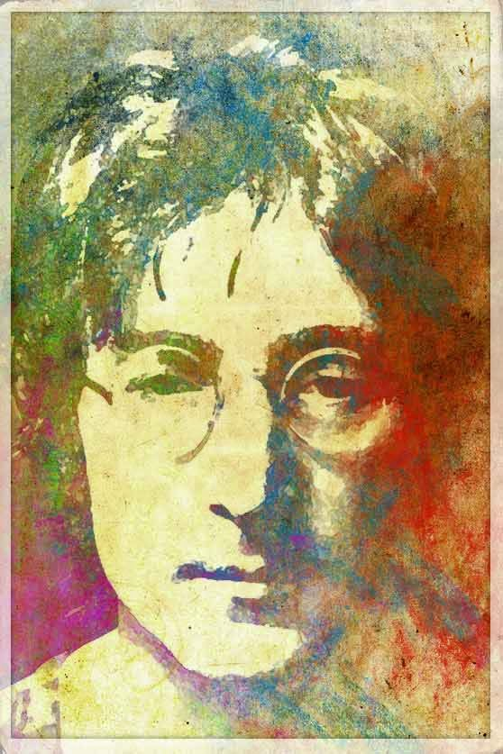 Create a Colorful Grunge Portrait in Seconds