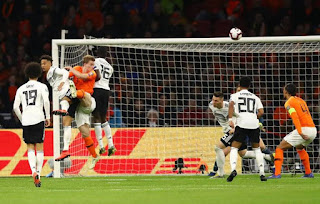 Alemanha vence a Holanda por 3 a 2 em Amsterdã