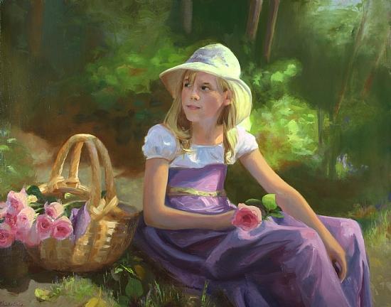 Rosas de Verão - Michelle Murray
