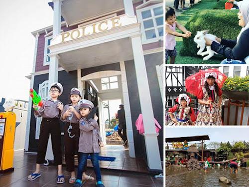 Tempat wisata anak di Lembang