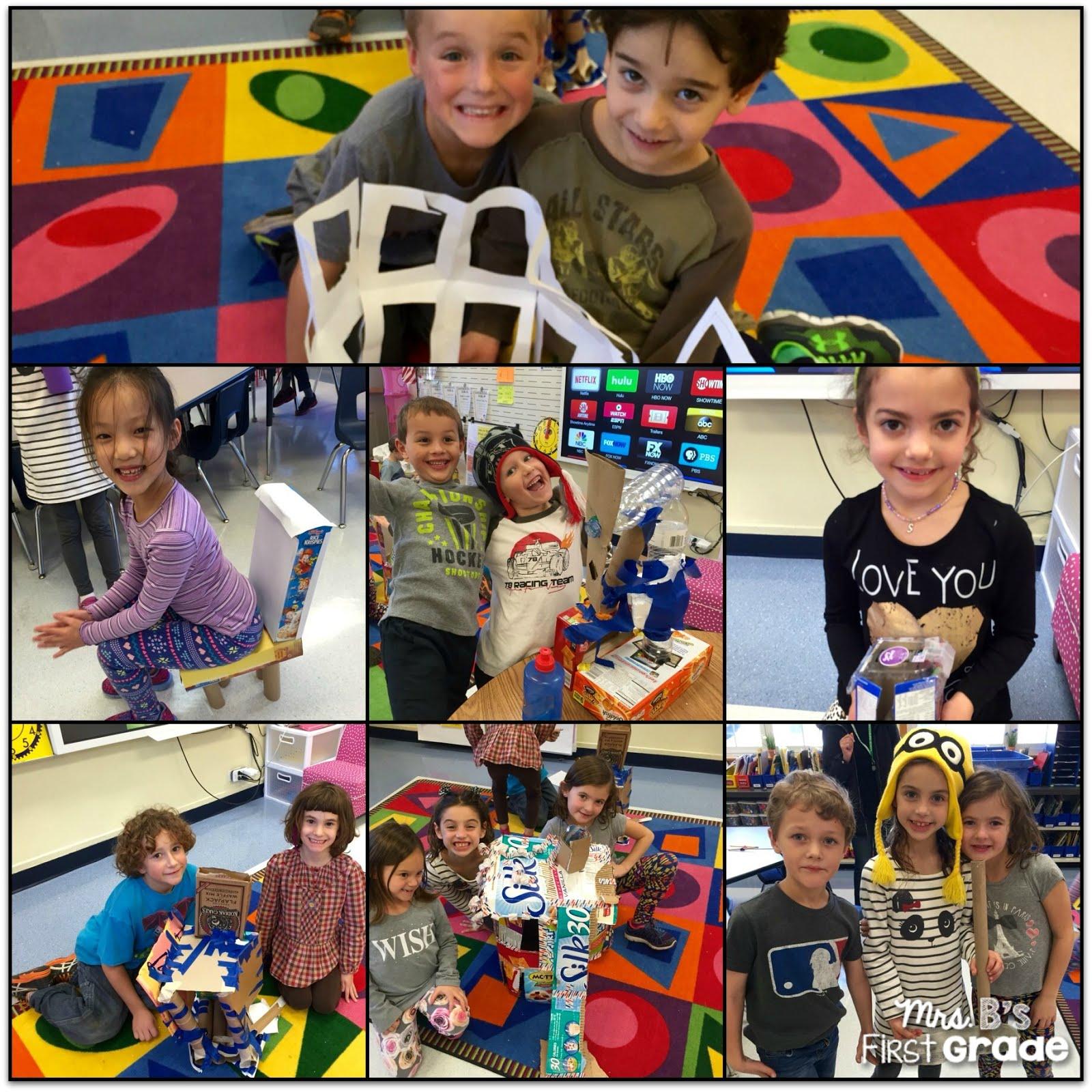 Stem School Classroom: STEM In The Elementary Classroom