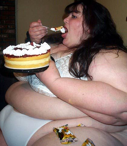 Baby cakes getting smashed 10