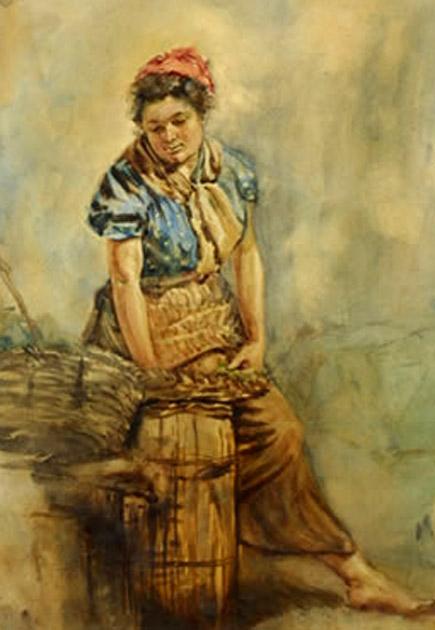 Vendedora con un buen par de nalgas en leggins - 1 part 3