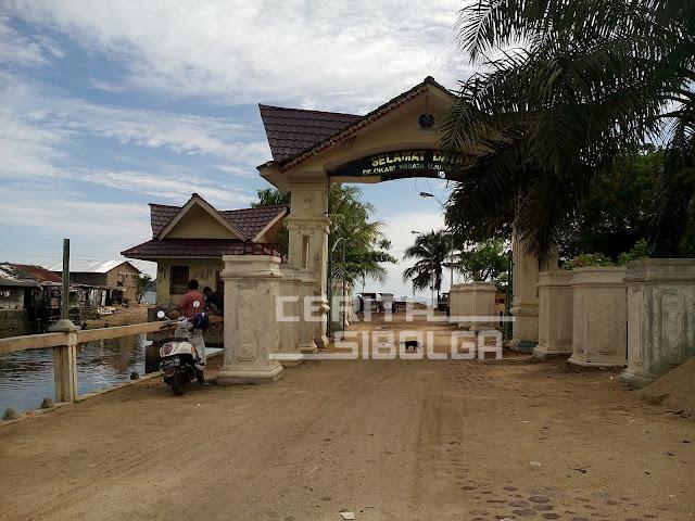 Pantai Ujung Sibolga Terlantar