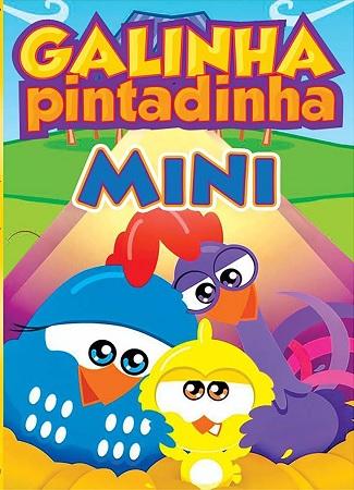 GALINHA EM 2 DVD RMVB BAIXAR PINTADINHA