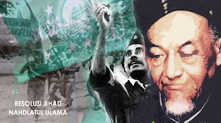 Detik-detik Resolusi Jihad Nahdlatul Ulama dan Pertempuran 10 November 1945
