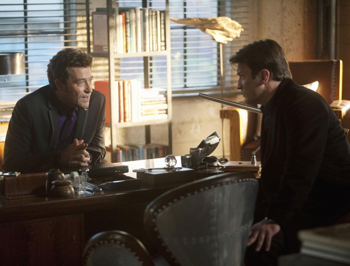 Castle - Season 4 Episode 12: Dial M for Mayor