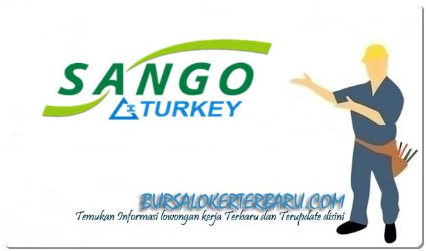 pt sango indonesia