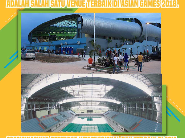 Asian Games 2018 & Sport Tourism Indonesia