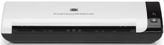 HP Scanjet Professional 1000 Télécharger Pilote Driver Imprimante Gratuit
