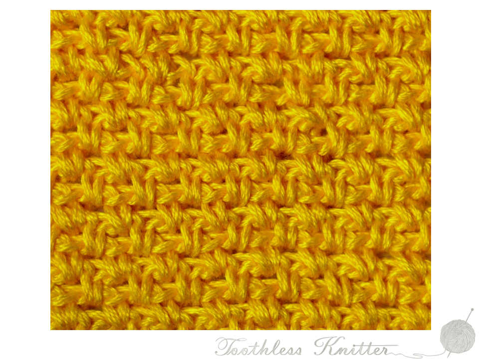 Textured Stitch: Tweed / Splot Ścisły: Tweed