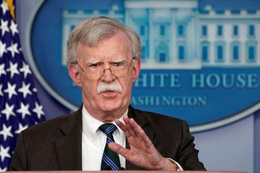 Asesor de Trump, John Bolton, admite interés de EE.UU. en recursos de Venezuela