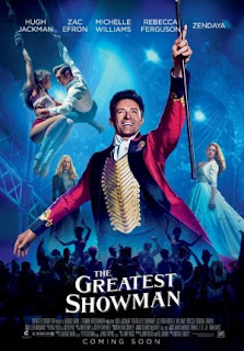 THE GREATEST SHOWMAN 2017