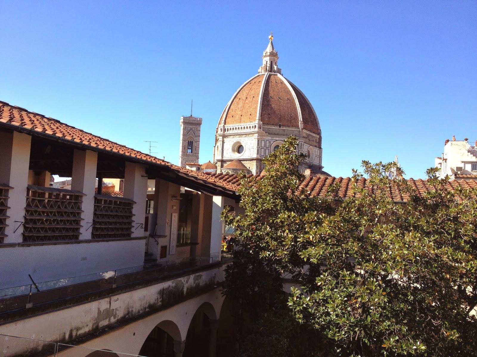 Una Terrazza Sul Duomo Di Firenze 2014