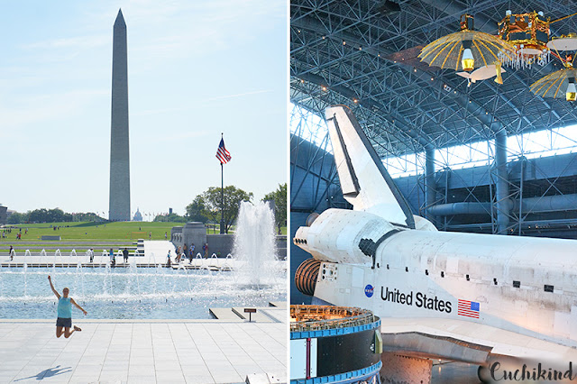 Spacemuseum Washington