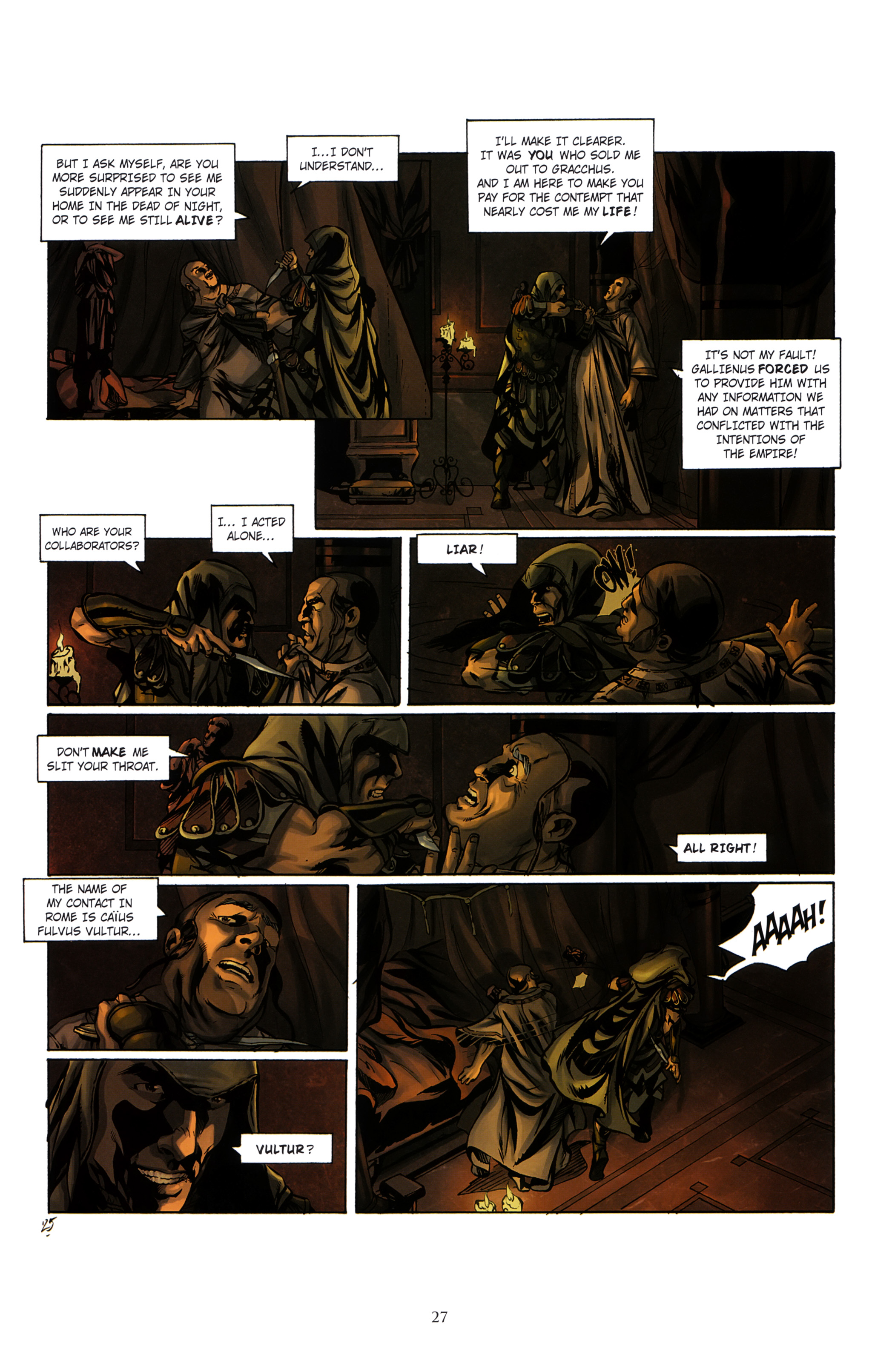 Read online Assassin's Creed (2012) comic -  Issue #2 - 31