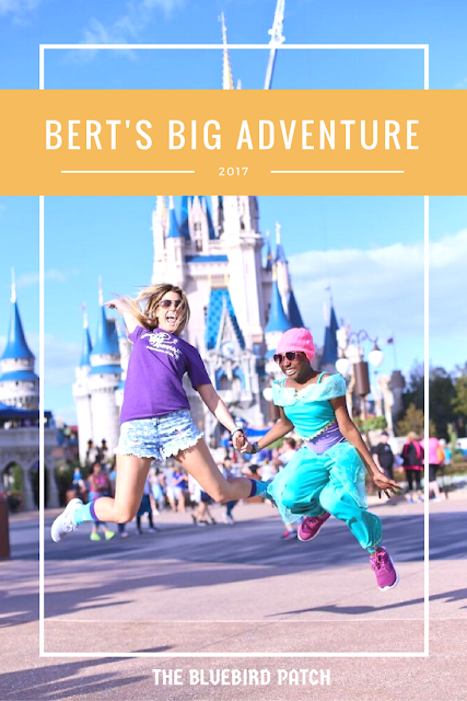 Bert's Big Adventure Now Accepting Applications for 2017 Families!