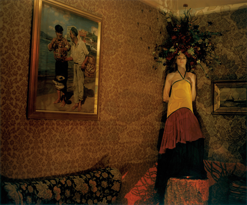 real life is elsewhere: from the yellow wallpaper