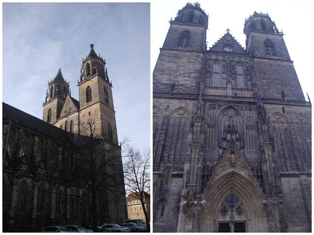 O que ver e fazer em Magdeburg, Alemanha - Catedral