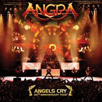 [2013] - Angels Cry 20th Anniversary Tour [Live] (2CDs)