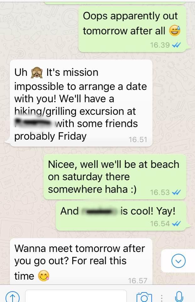 Mitä tehdä, kun olet dating ääliö