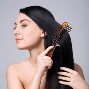Rambut sehat dengan minyak zaitun