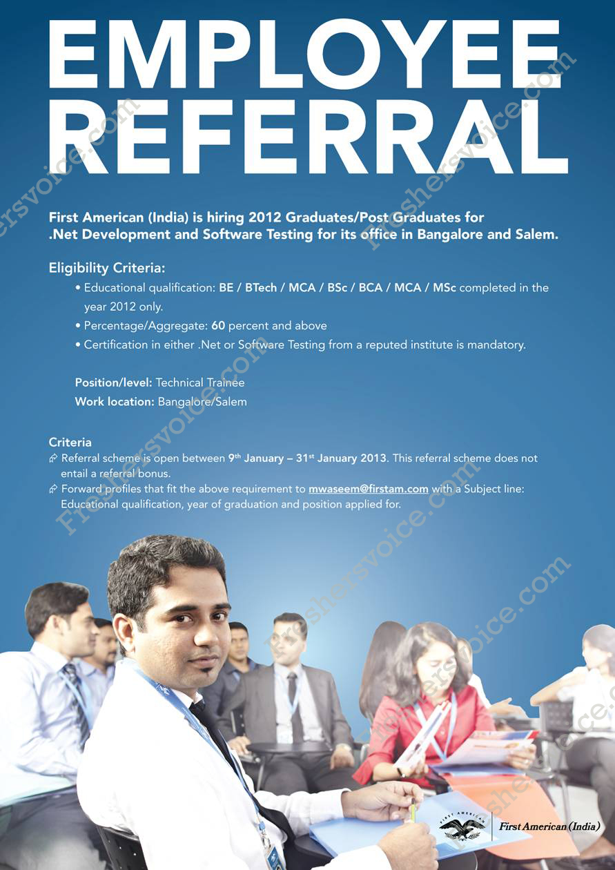 employee referral template