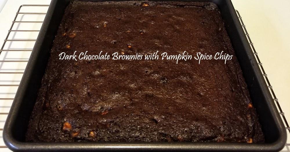 Nestle Dark Chocolate Morsels Brownies