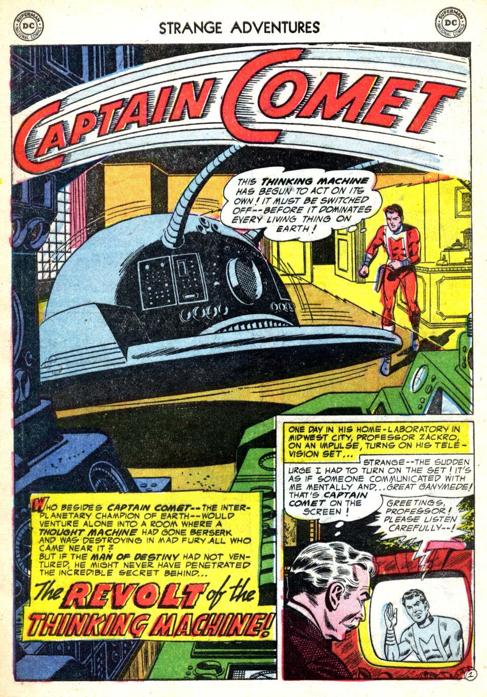 Strange Adventures (1950) issue 49 - Page 28