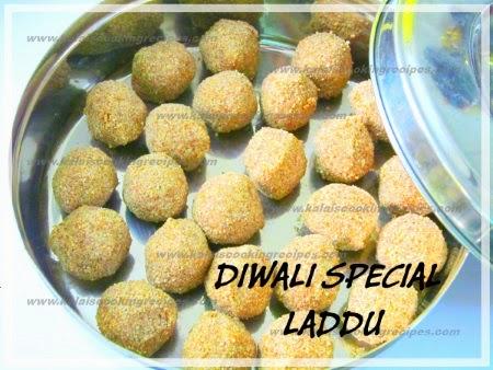 Millets Laddu