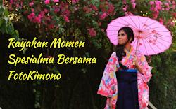 Rayakan Momen Spesialmu Bersama FotoKimono