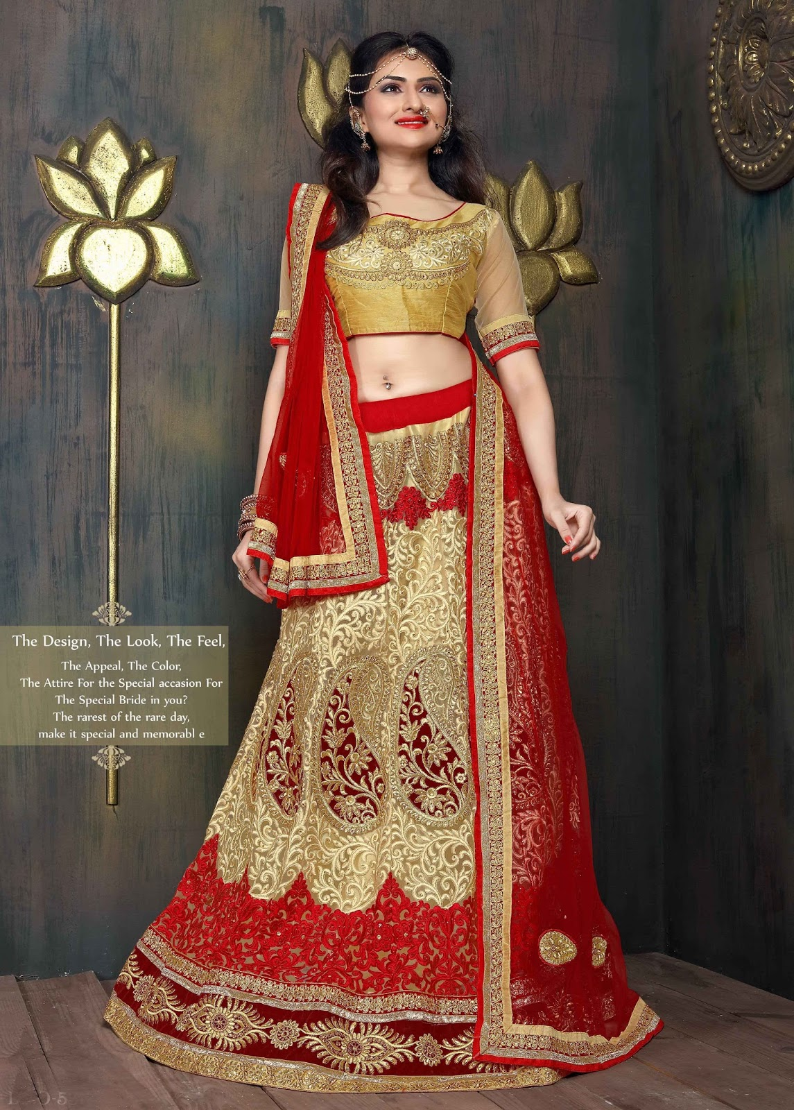 Zaraa – Satin Net Designer Stylish And Fancy Lehenga Choli