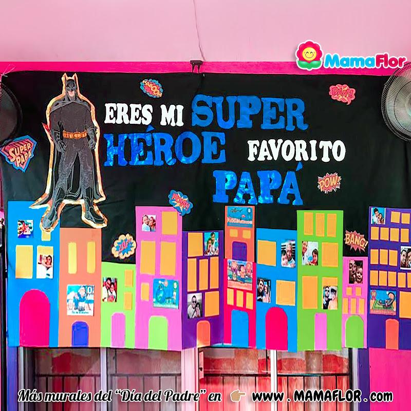 Murales del Día del Padre