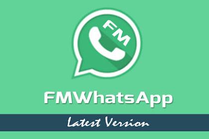 Download Aplikasi FMWhatsapp 7.81 Terbaru ( January 2019 )