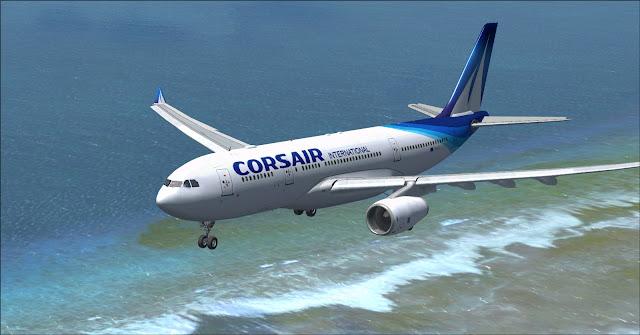 Vol Corsair : promo