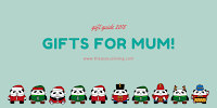 Gift Guide for Mums by The Joyous Living.