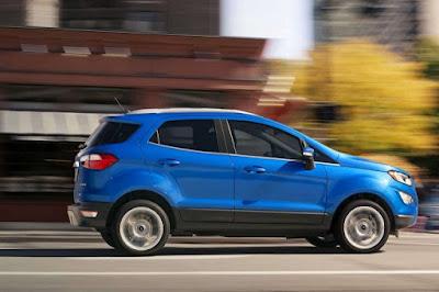 2018 Ford EcoSport Rumeurs, Caractéristiques, Prix, Date de sortie