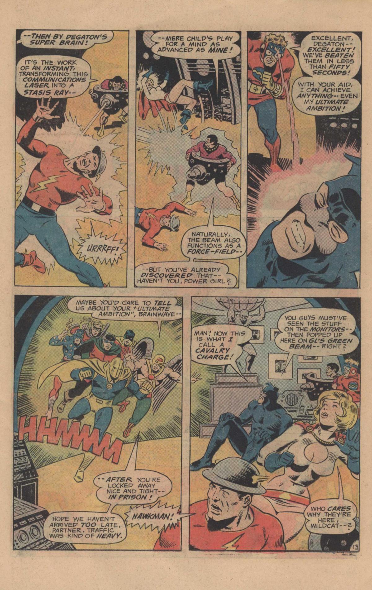 Read online All-Star Comics comic -  Issue #59 - 26
