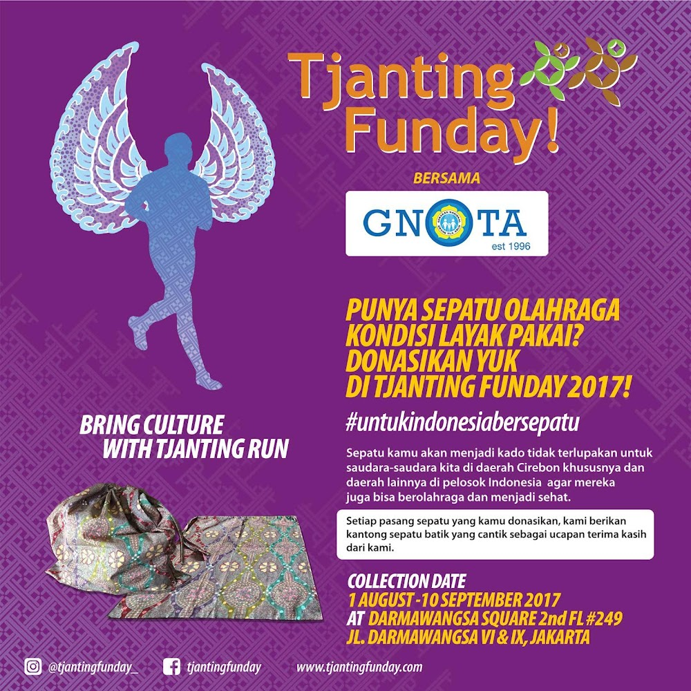 Tjanting Funday • 2017