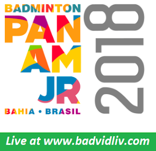 XXVII Pan Am Junior Championships live streaming
